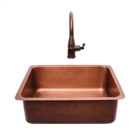 Copper Undermount Sink - RSNK4