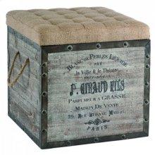 Maison de Vente Storage Cube