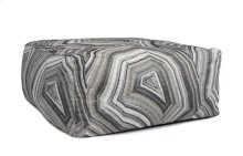 Nomad 36x36x16H Hassock Beanbag