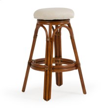 Backless Swivel Bar Stool 45