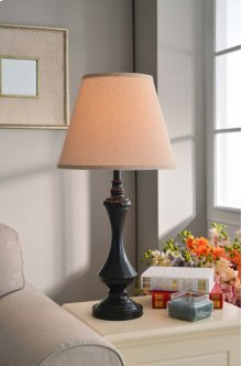 3 Pack - 2 Table Lamps, 1 Floor Lamp