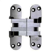 Model 220AS Alloy Steel Invisible Hinge Unplated