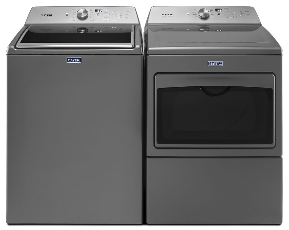 Shop Maytag Full Size In Mass Top Load Washers Mvwb765fw