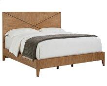 Bench Summit Panel Queen Bed