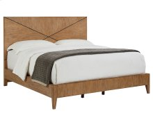 Bench Summit Panel Queen Bed