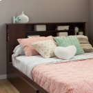 Bookcase Headboard with Storage - 54''/60'' Product Image