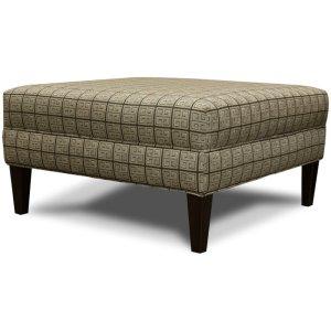England Furniture Kipling Ottoman 3u07