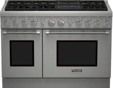 48 inch Professional Series Pro Harmony Standard Depth All Gas Range PRG486NLH