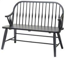 Deacon's Bench - Black