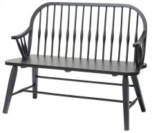 Deacon's Bench - Black