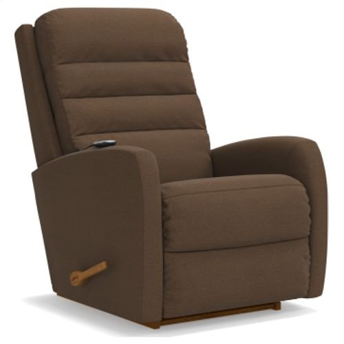 Forum Reclina-Rocker® Recliner w/ Two-Motor Massage & Heat