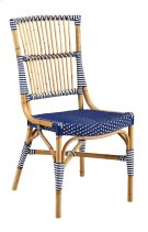 Payton Bistro Chair- Blue Product Image