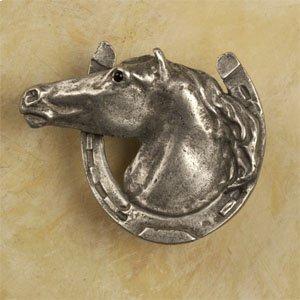 Horse in Horseshoe Knob Product Image