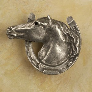 Horse in Horseshoe Knob Product Image