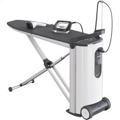 B 3847 FashionMaster - Steam ironing system with display and steamer for perfect ironing results and convenience.