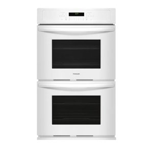 30'' Double Electric Wall Oven - WHITE