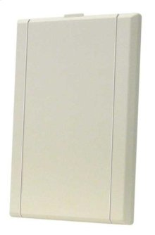 Electra-Valve II Wall Inlet Almond