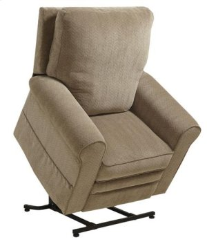 Power Lift Recliner - Mushroom