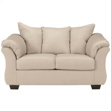 Signature Design by Ashley Darcy Loveseat in Stone Microfiber [FSD-1109LS-STO-GG]