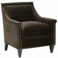 Barrister Chair in Brandy (703) Product Image