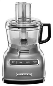 7-Cup Food Processor with ExactSlice System - Contour Silver Product Image