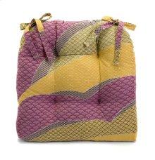 Kashi Chair Pad with Ties