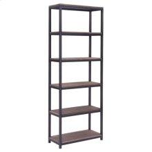 Mission Bay Tall Six Level Shelf
