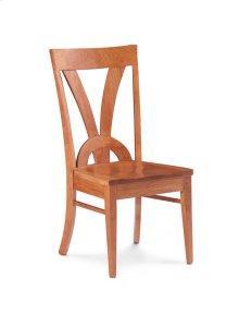 Adeline II Side Chair, Fabric Cushion Seat