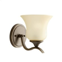 Wedgeport Collection Wall Sconce 1Lt Fluorescent OZ