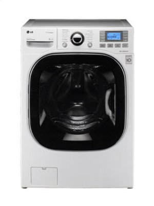4.2 cu.ft. Ultra-Large Capacity SteamWasher with LCD Display Product Image