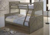 3016 Ashland Twin/Full Bed w/Dresser and Mirror