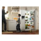 Amana® 22 cu. ft. Side-by-Side Refrigerator with Energy Efficiency Product Image
