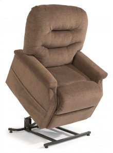 Hudson Fabric Lift Recliner