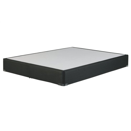 Foundation - Black 2 Piece Mattress Set