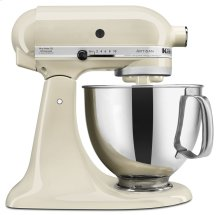 Artisan® Series 5 Quart Tilt-Head Stand Mixer - Almond Cream