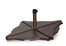 BX-AG Cross Base Weights - Bronze