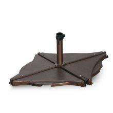 BX-AG Cross Base Weights - Bronze