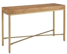 Linear Console Table