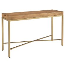 Bench Linear Console Table