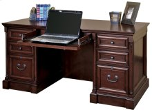 Efficiency Double Pedestal Desk