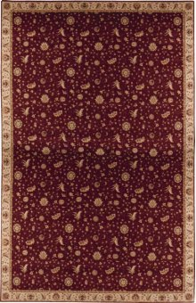 Hard To Find Sizes Saffira Sa02 Burgu Rectangle Rug 13' X 19'