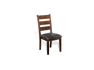 1508RMC1 In By Sunny Designs In Rockton, PA   Vineyard Ladderback Chair W/  Cushion Seat