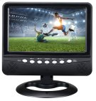 """9"""" Rechargeable LCD TV Product Image"""