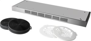 """36"""" Non-Duct Kit for Broan Elite E60 and E64 Series Range Hoods in Stainless Steel"""