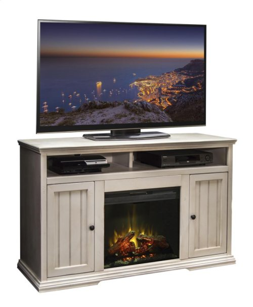 "Riverton 59"" Fireplace Console"