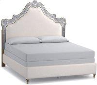 Swirl King Venetian Upholstered Bed Product Image