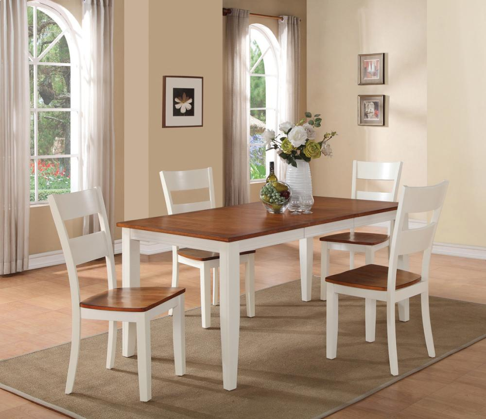 5 Piece Dining   Dining Table And Four Side Chairs