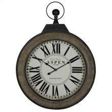 Aspen Clock