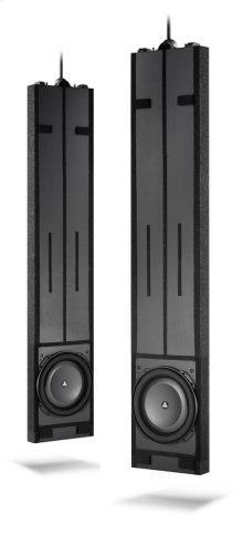 Dual 13.5-inch (345 mm) In-Wall v2 Powered Subwoofer System