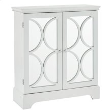 Viola Console and Cabinet in White